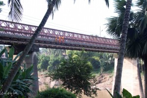 The 'Old Bridge', Luang Prabang
