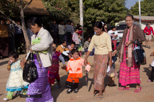 Festival in Bagan