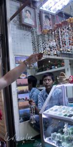 Bogyoke Aung San Market, windchimes